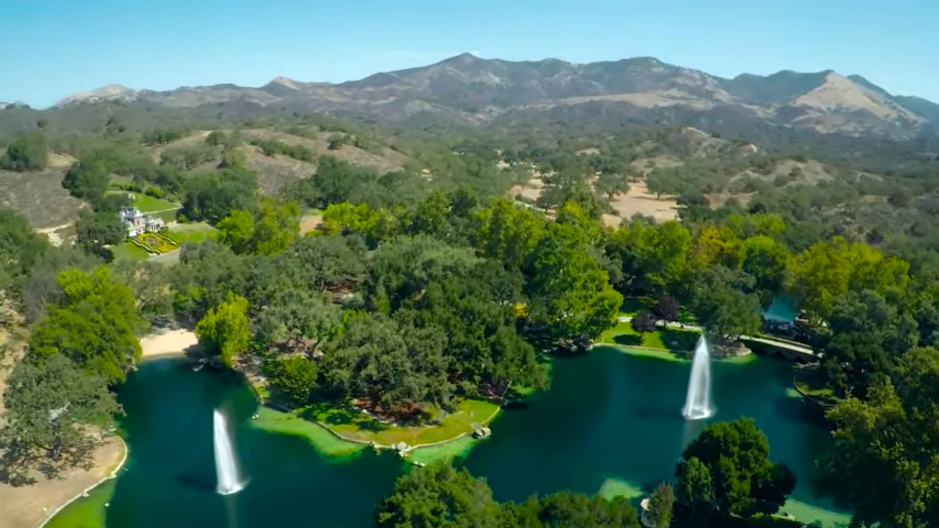 A Thriller Price Of Michael Jackson S Neverland Ranch